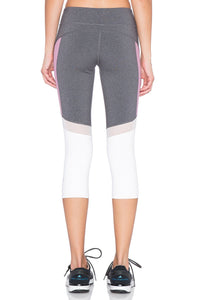 Curvature Capri Legging - Kustom Label - 3