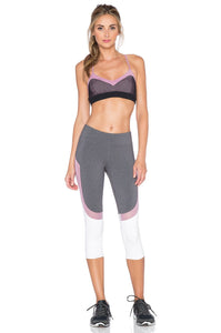 Curvature Capri Legging - Kustom Label - 4