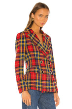 Load image into Gallery viewer, Winters Blazer in Scotland Check