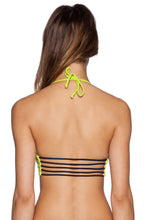 Load image into Gallery viewer, Zunzal Reversible Bikini Top - Kustom Label - 4