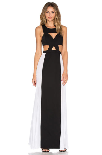 Cut Out Gown - Kustom Label - 1