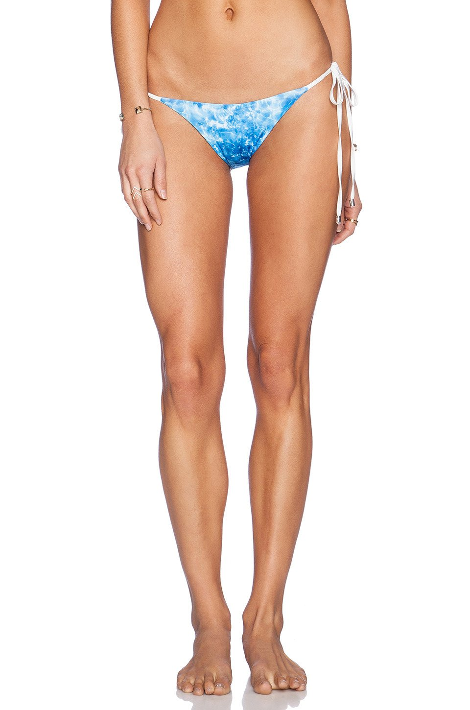 Wave Lengths Bikini Bottom - Kustom Label - 1