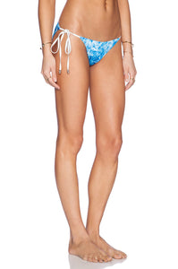 Wave Lengths Bikini Bottom - Kustom Label - 2