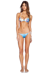 Wave Lengths Bikini Bottom - Kustom Label - 4