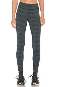 Stripe Essential Long Legging - Kustom Label - 1