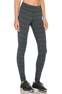 Stripe Essential Long Legging - Kustom Label - 2