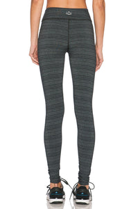 Stripe Essential Long Legging - Kustom Label - 3