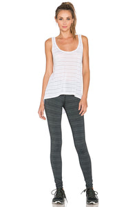 Stripe Essential Long Legging - Kustom Label - 4