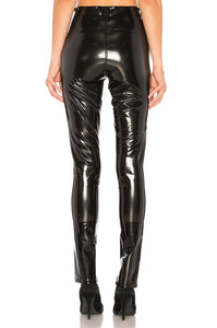 Patent Legging in Dominatrix