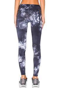 ZIPPER MOTO LEGGINGS - Kustom Label - 3
