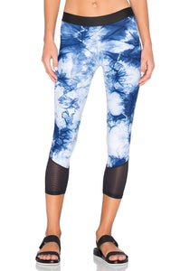 Tie Dye Legging - Kustom Label - 1