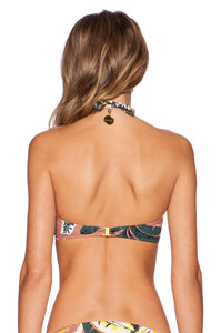 Kate Twist Bandeau Bikini Top - Kustom Label - 3