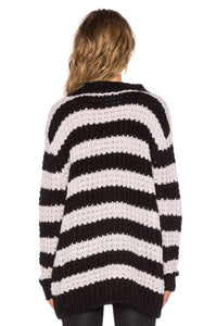 Stripe Shock Sweater - Kustom Label - 4