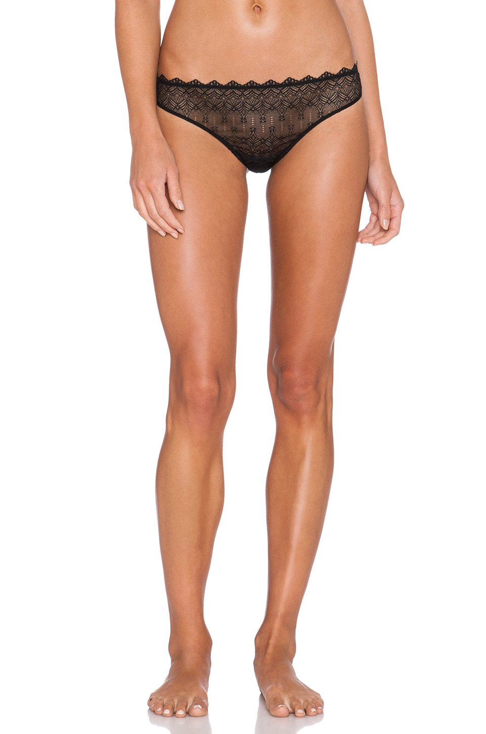 Papyrus Low Rise Thong - Kustom Label - 1