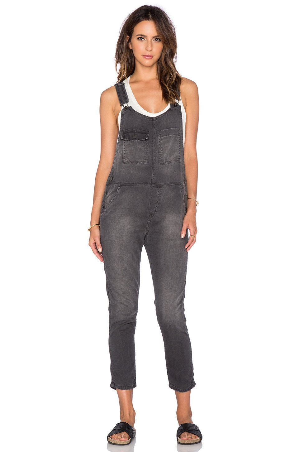 The Carpenter Overall Jumpsuit - Kustom Label - 1