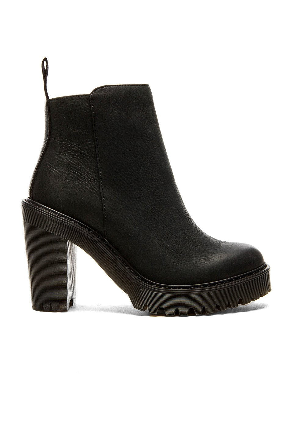 Magdalina Ankle Zip Boot - Kustom Label - 1