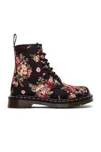 Print 8 Eye Boot - Kustom Label - 1