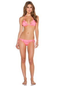 Solid Waverly Bikini Top - Kustom Label - 4