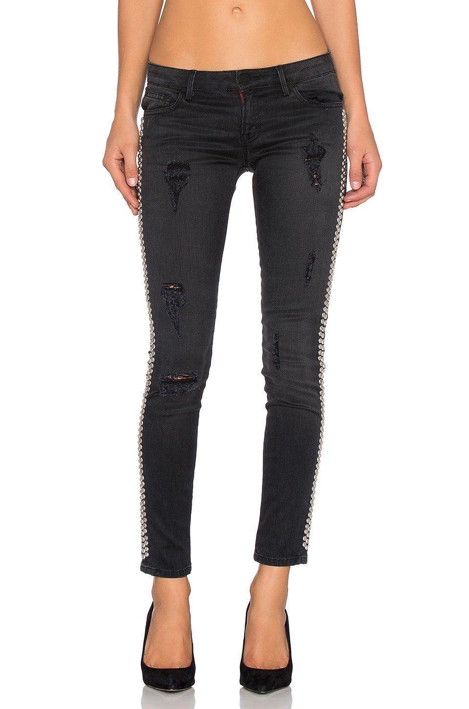 Studded Skinny - Kustom Label - 1