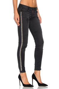 Studded Skinny - Kustom Label - 2