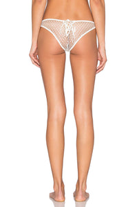 Lace Tie Back Bikini - Kustom Label - 2