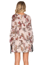 Load image into Gallery viewer, Floral Rose Mini Dress - Kustom Label - 4