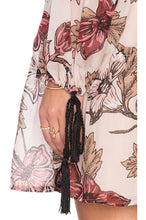 Load image into Gallery viewer, Floral Rose Mini Dress - Kustom Label - 5