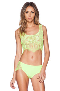 Spring Fling Underwire Crop Bra - Kustom Label - 1