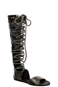 Bellflower Tall Sandal - Kustom Label - 2
