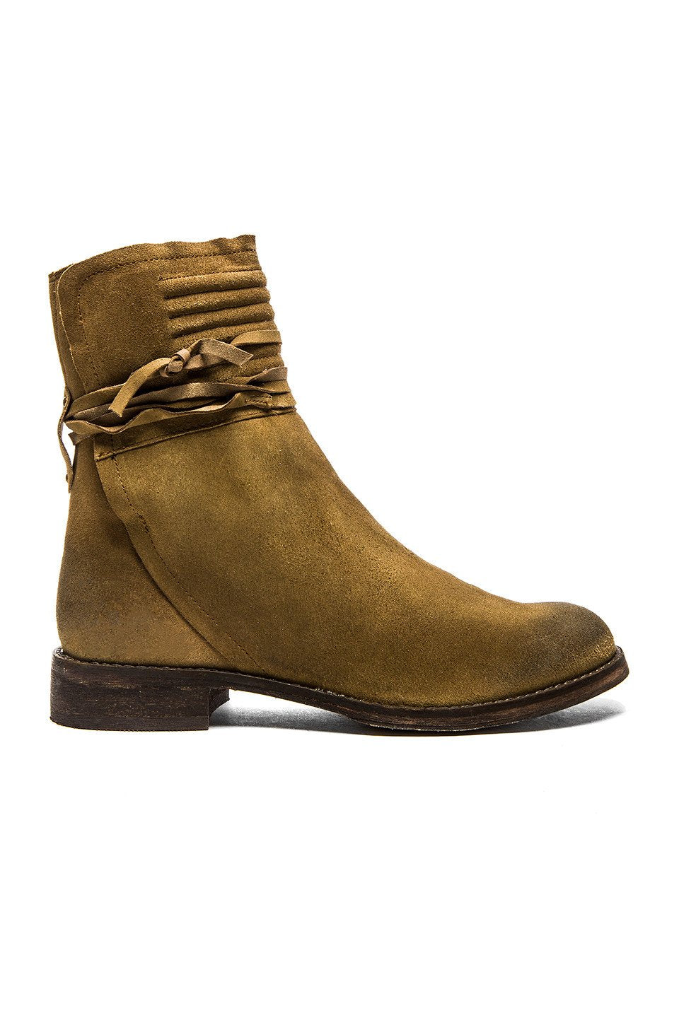 Cambridge Wrap Boot - Kustom Label - 1