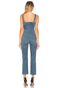 Hill Slim Jumpsuit in Alive Again