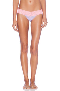 Colorplay Low Rise Thong - Kustom Label - 1