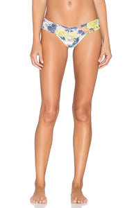 Garden Chic Low Rise Thong - Kustom Label - 1