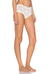 Signature Lace Boyshort - Kustom Label - 3