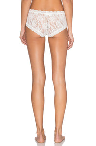 Signature Lace Boyshort - Kustom Label - 2