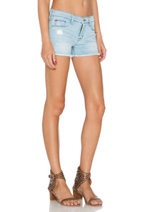 Amber Cut oUt Short - Kustom Label - 2