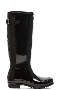 Original Back Adjustable Gloss Rain Boot - Kustom Label - 1