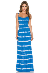 Zera Ruffle Bottom Maxi Dress - Kustom Label - 3