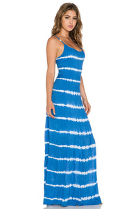 Zera Ruffle Bottom Maxi Dress - Kustom Label - 2