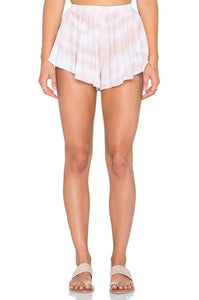 Bee Printed Pleat Short - Kustom Label - 1