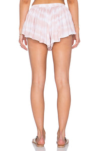 Bee Printed Pleat Short - Kustom Label - 3
