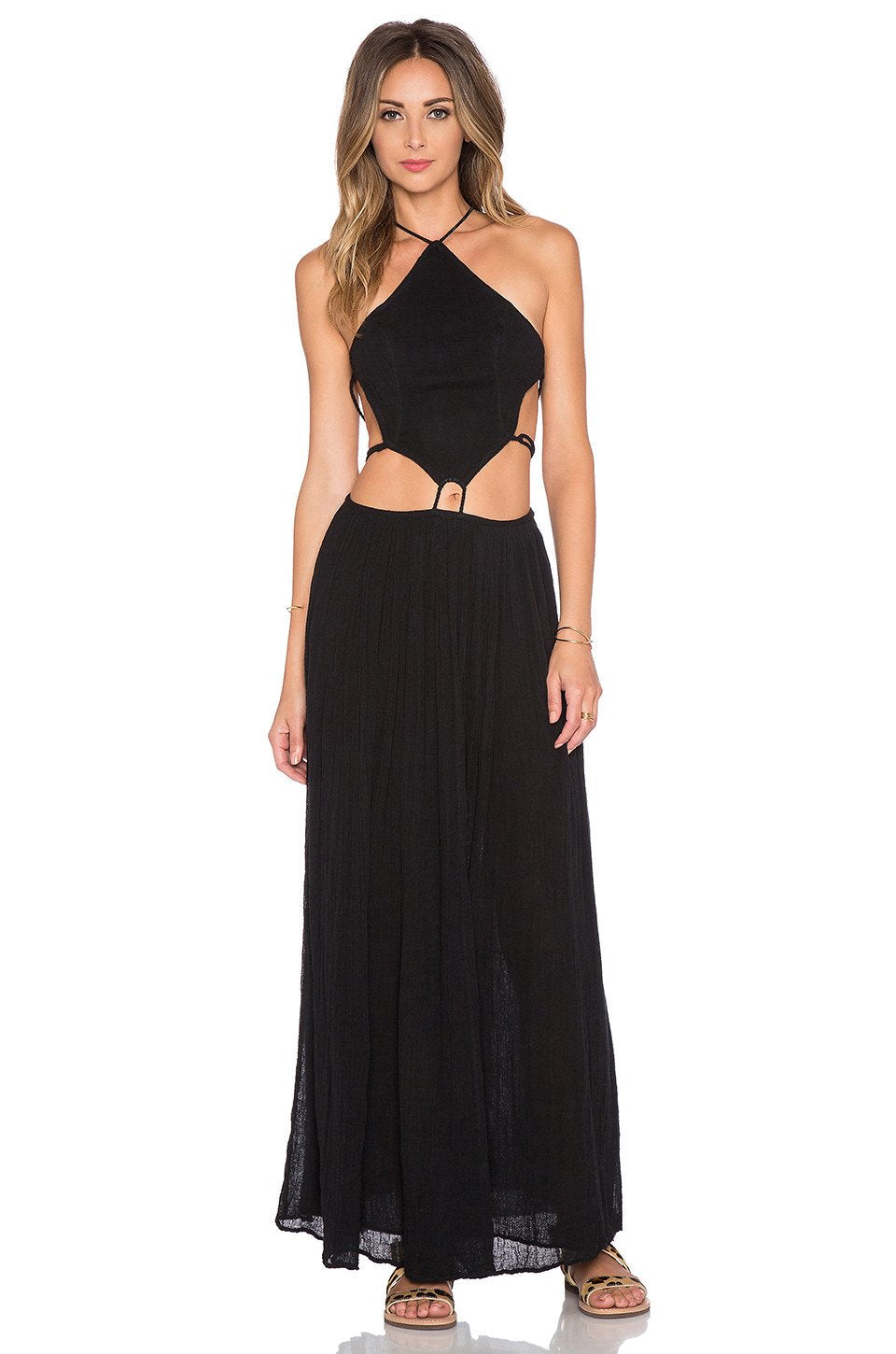 Pura Vida Maxi Dress - Kustom Label - 1