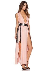 Wavelength Maxi Dress - Kustom Label - 3