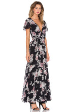 Load image into Gallery viewer, Rosa Floral Maxi Dress - Kustom Label - 2