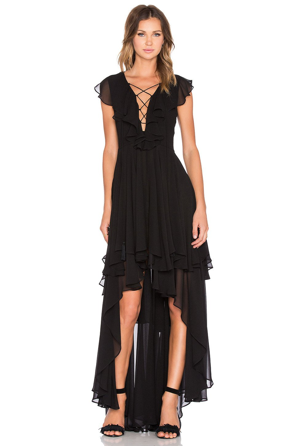 Dio Maxi Dress - Kustom Label - 1