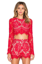 Load image into Gallery viewer, Piazza Crop Top - Kustom Label - 1