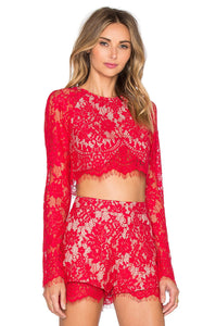 Piazza Crop Top - Kustom Label - 3