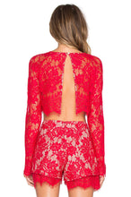Load image into Gallery viewer, Piazza Crop Top - Kustom Label - 2