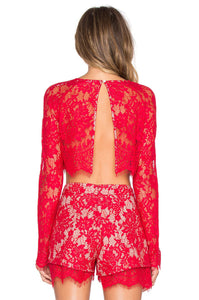 Piazza Crop Top - Kustom Label - 2