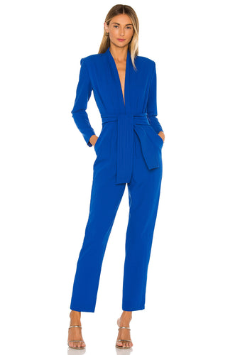 Benjamin Jumpsuit in Blue